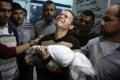 Gaza enfant et père