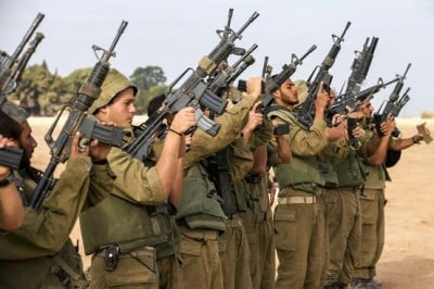 Israel-occupation-forces