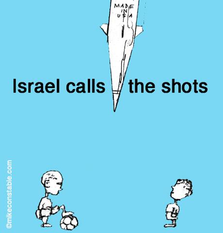 The Logic of Israeli Violence