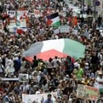 Protestations en France contre la guerre israélienne à Gaza