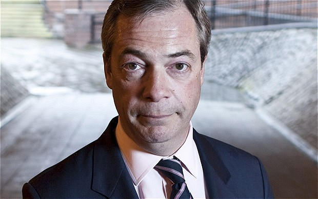 Farage, the Brexit Party – and the Con-trick