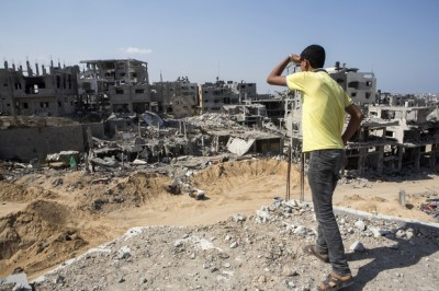 gaza city destroyed globalresearch.ca
