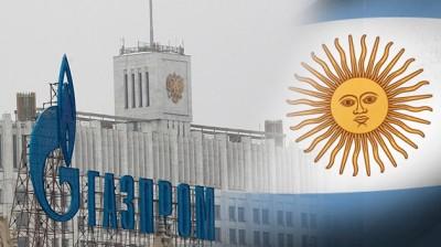 Gazprom y Argentina