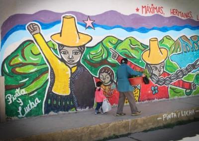 Pinta y Lucha, Celendin, Cajamarca, Peru by John O'Shea on GlobalResearch.ca