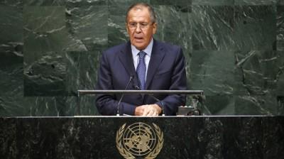 lavrov UN speech