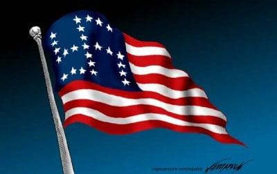 nazi-us-flag