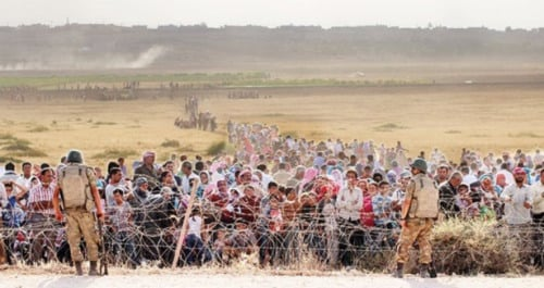 The Refugee Crisis and the Genocidal Nature of US-NATO Interventions