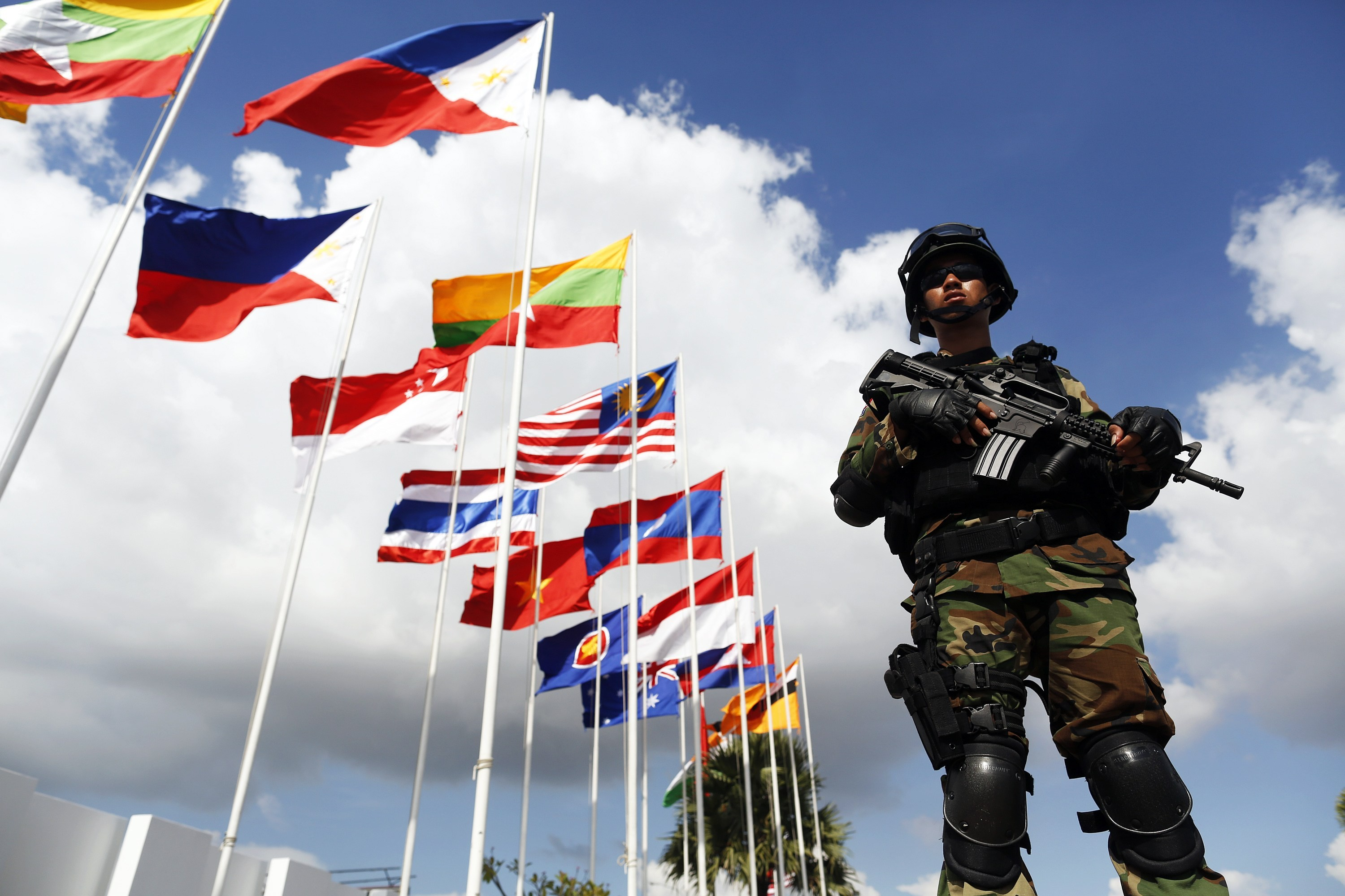 Threat of War Hangs Over the Association of South East Asian Nations (ASEAN) Summit