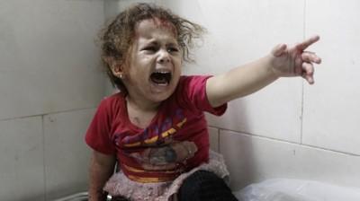 Gaza fillette