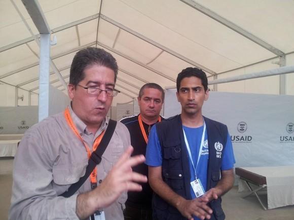 Cuban medical team in Liberian Hospital Juan Carlos Dupuy on GlobalResearch.ca