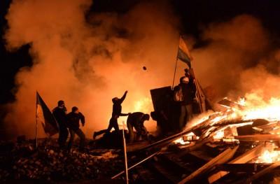 Один год с начала кризиса в Украине