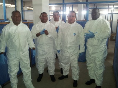 cuban medical team in Africa treating ebola on globalresearch.ca