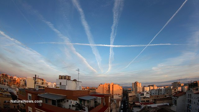 Chemtrails: Aerosol and Electromagnetic Weapons in the Age of Nuclear War