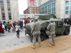 Ferguson tank by Larry Everest on GlobalResearch.ca