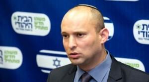 Israel's Minister of Economy, Naftali Bennett