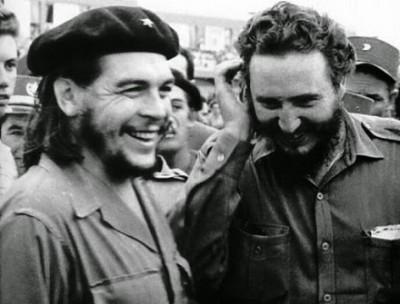 fidel et Che