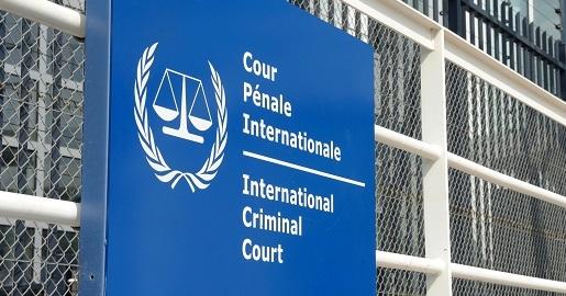 Image result for International Criminal Court (ICC) LOGO