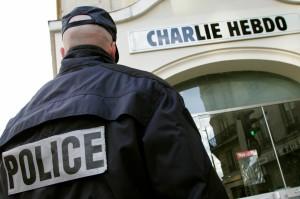 charlie-hebdo police