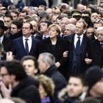 L'hommage national à Charlie Hebdo, aux antipodes de la philosophie du journal satirique