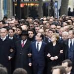 Charlie Hebdo : Beau défilé d'hypocrites à Paris