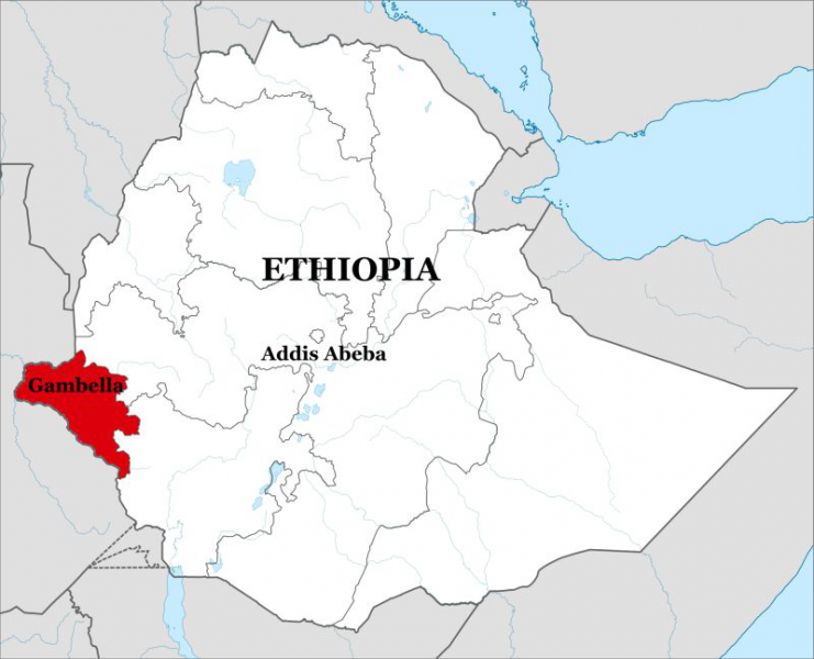 Ethiopia and U.S. Geopolitics in the Horn of Africa - Global ...