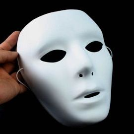 masque-blanc