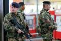 militaires français attentats