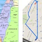 Israël et marche républicaine; Petite coïncidence !