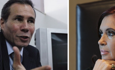 Nisman and Kirchner