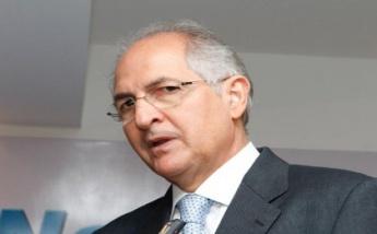 Venezuela-Antonio-Ledezma