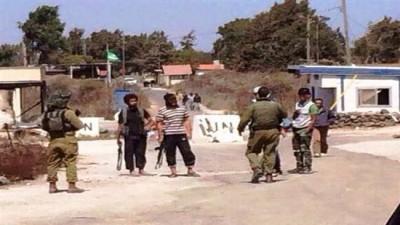 Israel-Al-Nusra-1