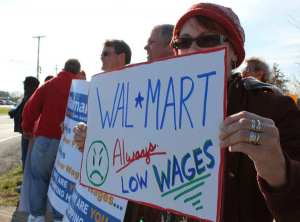 Little to Celebrate this Labor Day Weekend: Low-Wage America. Protracted Main Street Depression. Economic Recovery is an Illusion