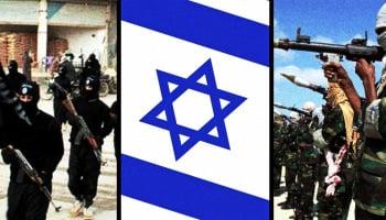 al qaeda-Israel