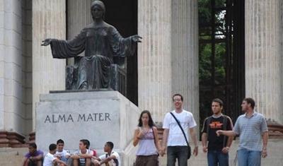 alma-mater Cuba