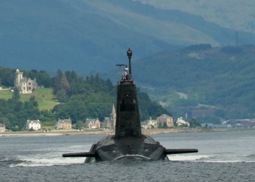Trident - the UK's Route to Nuclear Annihilation? - Global