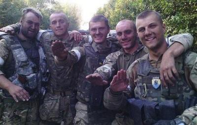 nazi-azov-Ukraine