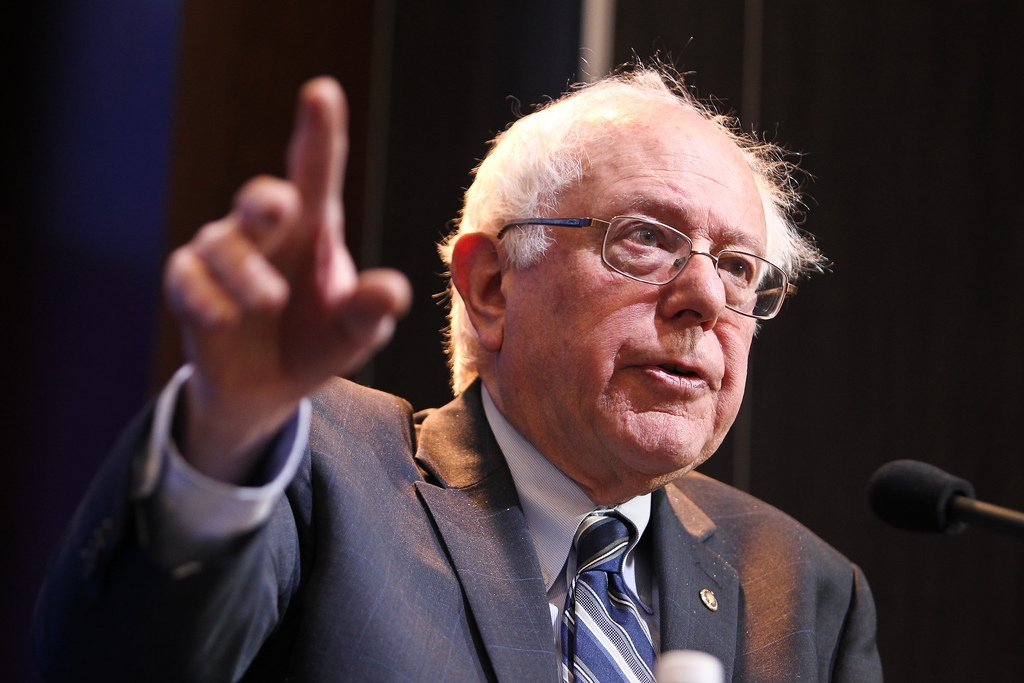 War Abroad, Equality at Home? Bernie Sanders and the Sandernistas