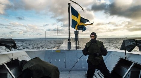 The Hunt for Red October  Russia-Sweden Relations and a