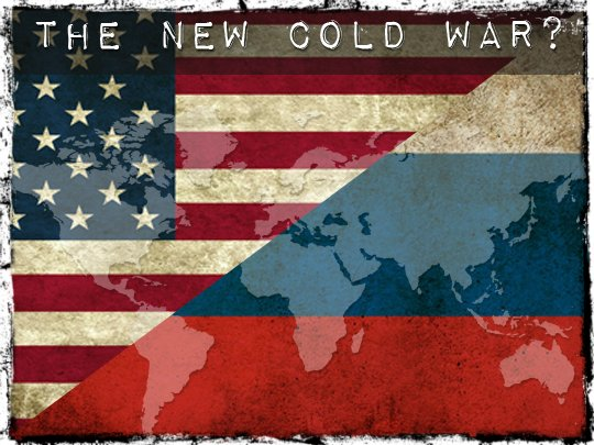 The Rush to a New Cold War