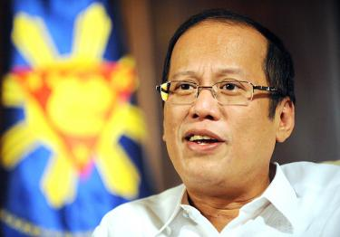 Philippines President Aquino Compares China to Nazi Germany