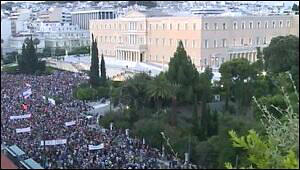 Tens-of-Thousands-Protest-Against-Austerity-Plan-for-Greece-Evening-of-June-29-2015