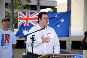 Federal Coalition MP George-Christensen