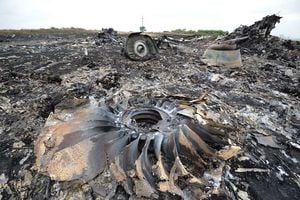 MH17, a crime pinned on Russia