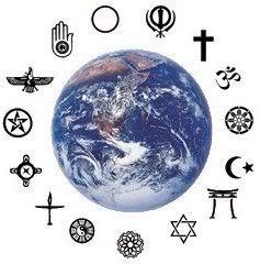 Religions dans le monde