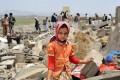 Yémen fillette