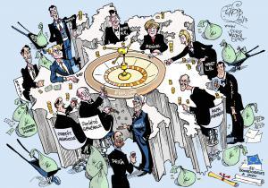 Rising Euroscepticism Cannot Solve The Eurozone Crisis