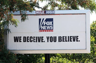 Fox News Doubles Down on the Big Lie and Venezuela