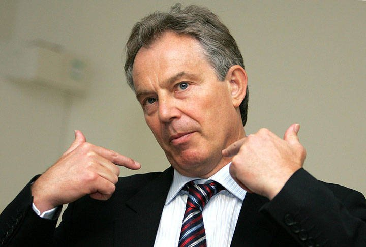 Image result for blair and the arms dealers