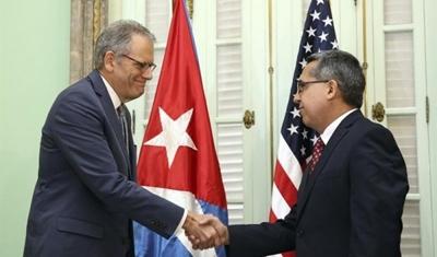 Cuba USA entente