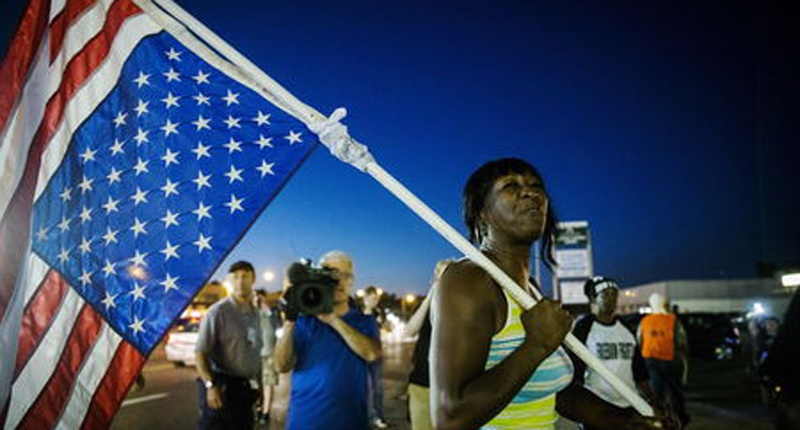 Ferguson Protests Continue in Defiance of State of Emergency